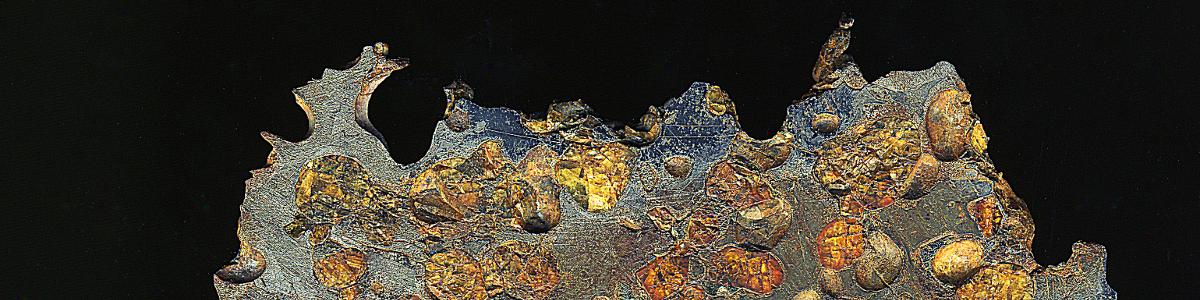 Vorschaubild: Meteoritensammlung