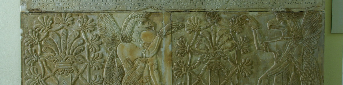 Vorschaubild: Lehrsammlung des Seminars für Orientalische Archäologie und Kunstgeschichte